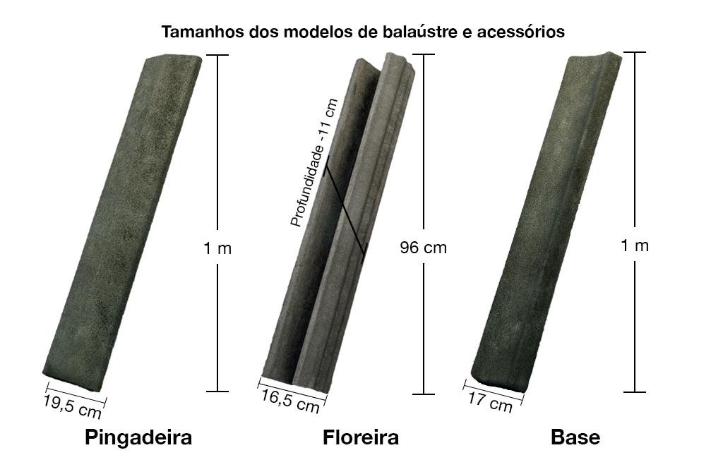Desenho Técnico Balaústre 3